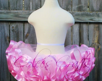 Custom Ribbon Tutu