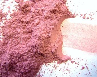 Mineral Blush - Sweetheart Blush Powder - Light Pink  Satin Finish Blush - Vegan Makeup - Vegan Friendly Blush