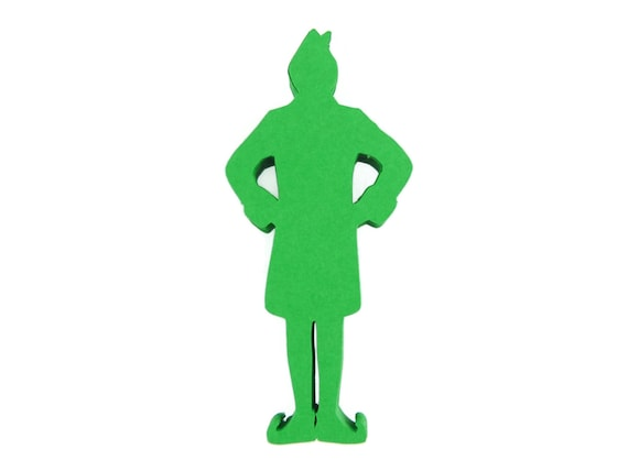 "3.25"" Buddy The Elf Die Cuts set of 25"