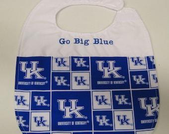 University of Kentucky Baby Bib