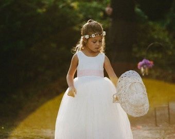 The Alana Flower girl dress