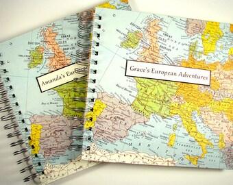 European Travel Journal - Europe, France, Italy, England, Spain, London, Paris