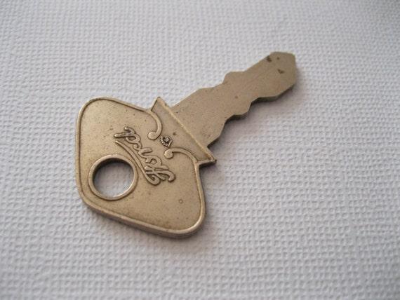 Antique Ford Model T Key
