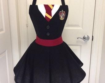Harry Potter costume apron dress
