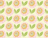 Heather Bailey - Free Spirit Fabric - Up Parasol - Stella - Pink - Choose Your Cut-1/2 or Full Yard