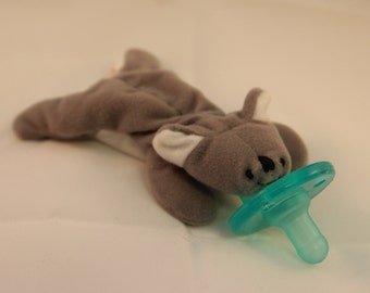 Mini teeny koala pacifier animal pacimal - you choose the pacifier