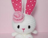 Flower Bunny - Made to Order