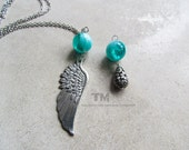 The Maiden Who Travels The Planet – LIMITED Final Fantasy VII Inspired Necklace