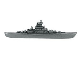 Battleship Lapel Pin - CC436