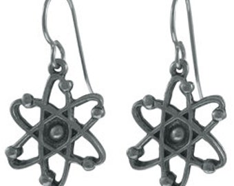 Atom Earrings - LT601
