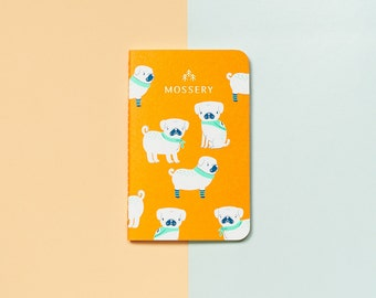 Pugs Pocket Notebook