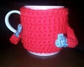 Coffee Cozy set for Loren