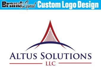Professional Logo, Business Logo, Logo Design, Custom Logo Design, Logos - Unlimited Revisions