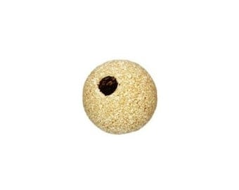 14k Gold Filled 4mm Stardust Beads 10pcs