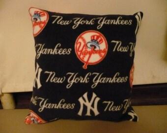 Yankees Pillow