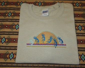 Embroidered KoKoPelli T shirt