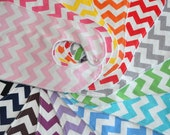 Chevron Large Toddler bibs, Pick 2, 3, 4, 5 or 6  Large Toddler Bibs, 14 Chevron Colors to choose from