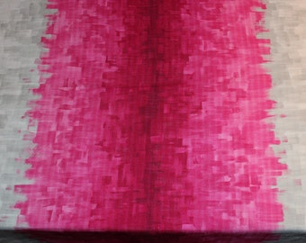 Tableware, colorful Harlequin fabric, tablecloth, linen