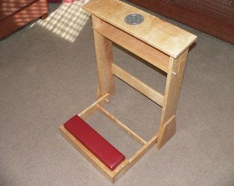 Handcrafted Prayer Kneeler