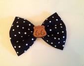 SUPER SALE Route 66 hair bow
