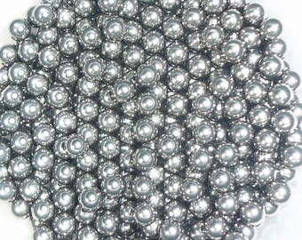 Stainless Steel Mixing Balls for nail polish (4mm), Polish mixing balls, Polish beads, Mixing beads, Mixing balls, Stainless Steel Balls