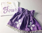 """Swanky Shank """"Sophia The First"""" Birthday Outfit"""