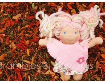 DIY Sprout Doll making pattern and online tutorial