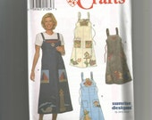 1997 Simplicity Pattern 7981 Misses Jumper Sizes 12, 14, 16