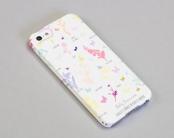 Wildflowers of Kew Gardens - iPhone & Samsung Case