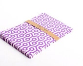 Free Shipping 20 Purple Honeycomb Bitty Bags 5x7.5
