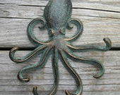 Octopus Hook/Jewelry Hanger