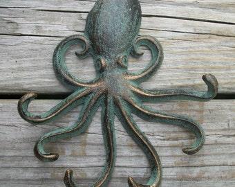 Octopus Hook/Jewelry Hanger
