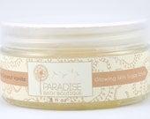 Glowing Skin Sugar Scrub - Coconut Vanilla 8 oz