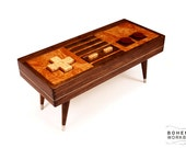 8-bit Retro Gaming Table