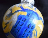Fandom hand-painted ornaments