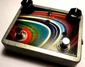 Saturnworks True Bypass Deluxe Momentary Feedback Volume Looper Loop Guitar Pedal