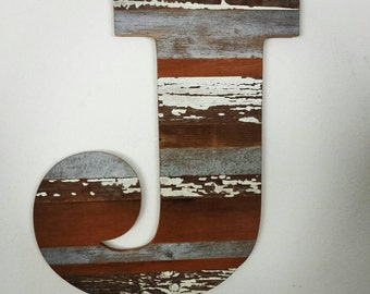 Barnwood Letters - A to Z
