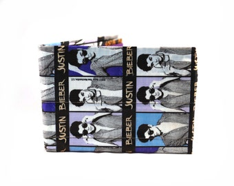 Justin Beiber Duct Tape Wallet