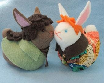 Teeny OTP Any Bunny Pair - Custom Pair