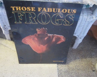 1994  Those Fabulous Frogs (Paperback)  by Melvin Berger (Author)