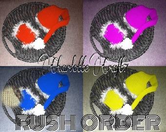 Rush Order Crochet