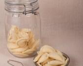 Packet of 16 Half moon Ravioli pasta - Felt food toy