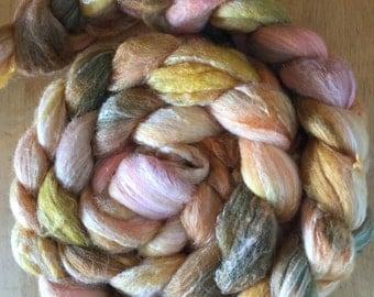 Merino Bamboo Silk Combed Top