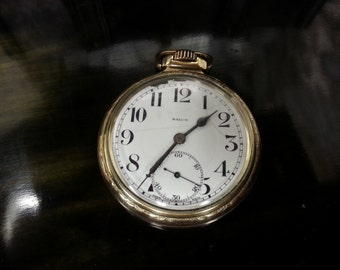 "Swiss ""Balco"" 17 Jewel pocket watch. 1930's"