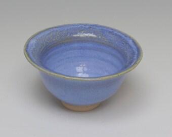 Stormy Blue Salt Bowl