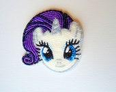My Little Pony Beaded Headband-Rarity
