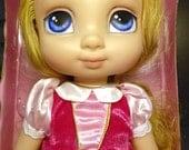 Repainted Disney Animator's Aurora Doll