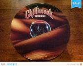 Sale - Vintage Round Cover Chilliwack Clear Vinyl Record Album Dreams Dreams Dreams Mushroom Canadian Rock Band 1978
