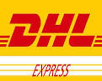 Shipping Upgrade to DHL EXPEDITED EXPRESS