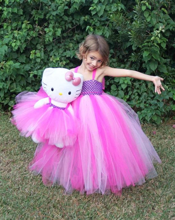 Matching Girl and Doll Tutu Dresses